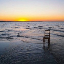 Zojex.tas.chair.sunset